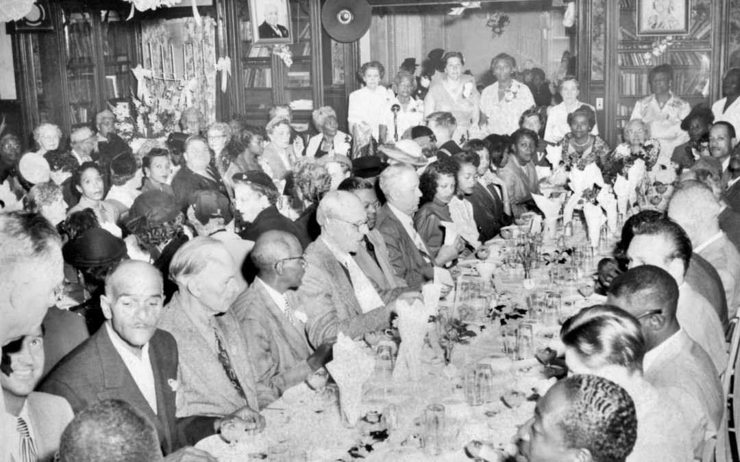 Father Divine's Thanksgiving Banquet: Hoboes, Racial Integration and The Great Depression